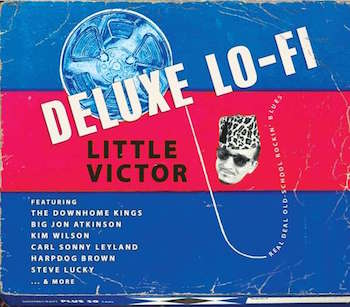 Little Victor - Deluxe Lo-Fi ( cd )